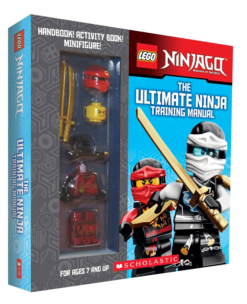 The Ultimate Ninja Training Manual LEGO Ninjago - Masters of ...