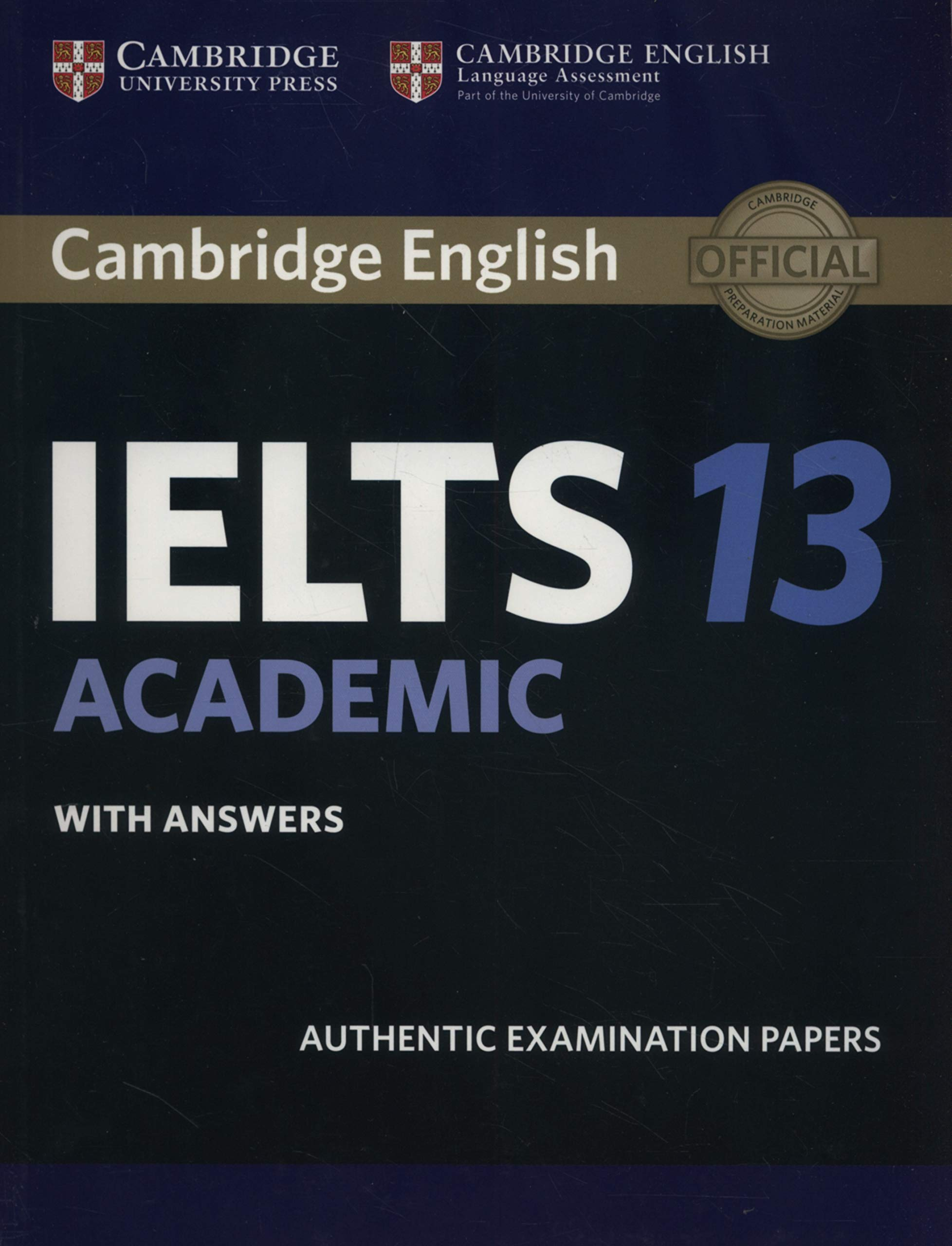 Buy Cambridge IELTS 13 Academic Student's Book with Answers