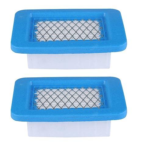 Amazon.com: Pack por 2 filtros de aire HIPA A226000031 ...