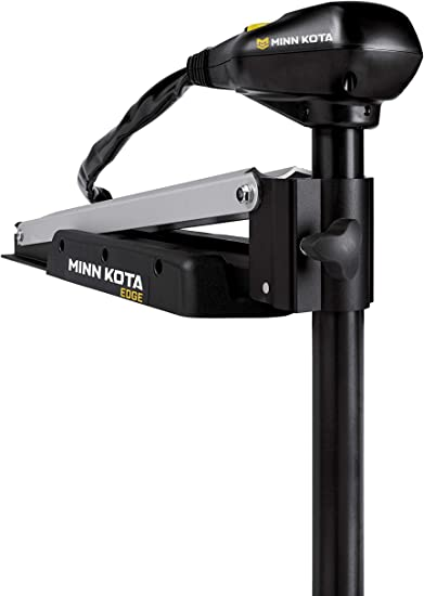 Amazon.com: MinnKota Edge Bowmount Foot Control Trolling Motor
