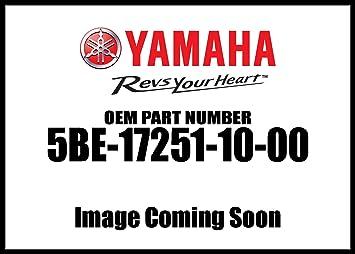 Yamaha 5BE172511000 Wheel Gear