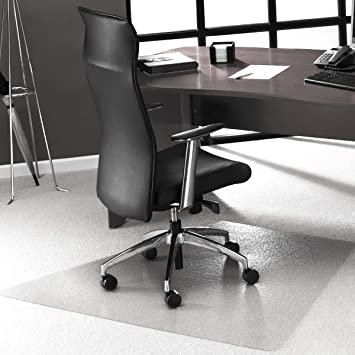 Clear Polycarbonate For LowMedium Pile Carpets u... Cleartex Ultimat Chair Mat