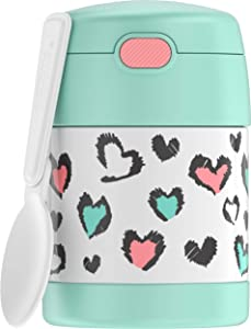 Thermos Funtainer 10 Ounce Food Jar, Pastels