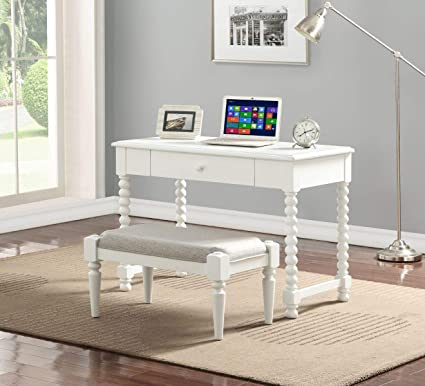 0c549425c8a5 Image Unavailable. Image not available for. Color  InRoom Furniture Designs  - White Finish Wood Jenny Lind ...
