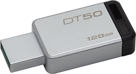 Kingston Digital DataTraveler 50-32GB - USB 3.0, 110MB/s Read 15MB/s Write