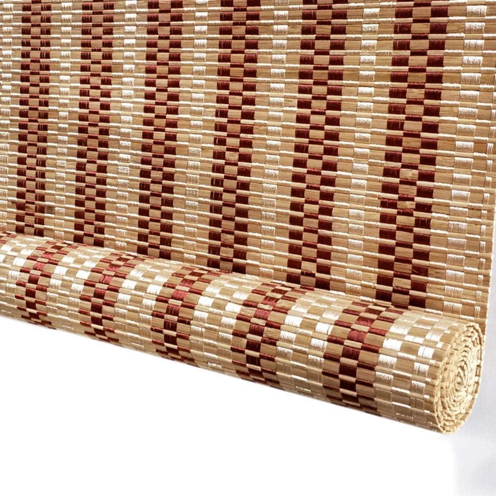 Persiana de bambú Exterior De La Ventana De La Cabaña Sólida Al ...