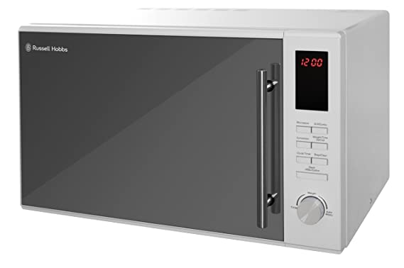 Russell Hobbs Rhm3003 30 Litre White Digital Microwave With Grill