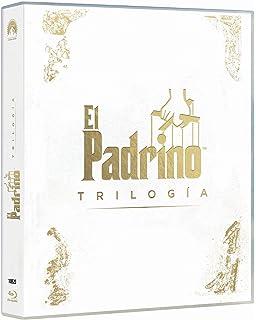 El Padrino 1-3 (Edición 2017) [Blu-ray]