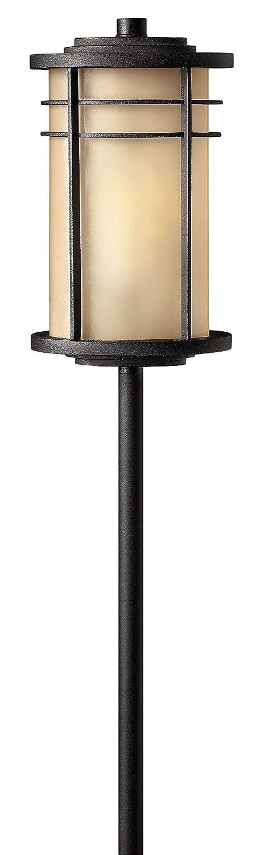 Museum Bronze 18 Watt T5 Wedge Base Light Bulb Hinkley Lighting 1516MR Ledgewood Path Light