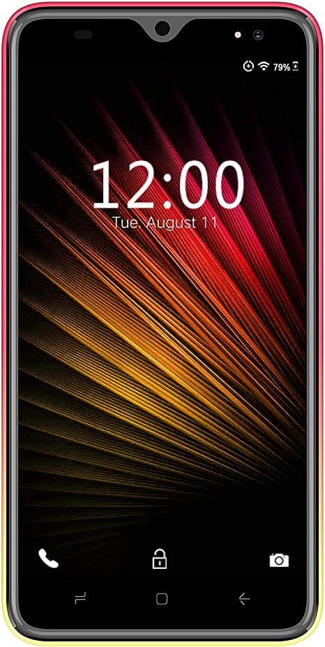 DUODUOGO P30 4G Teléfono móvil 2019, Android 9.0 3GB RAM 32GB ROM, 13MP Cámara 4800mAh Dual SIM Fingerprint Face ID Smartphone Oferta del día: Amazon.es: Electrónica