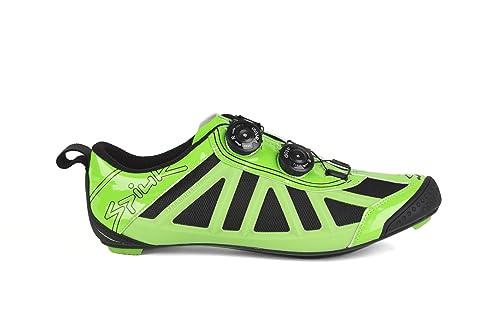 Spiuk Pragma Triathlon - Zapatilla de Ciclismo Unisex: Amazon.es: Zapatos y complementos