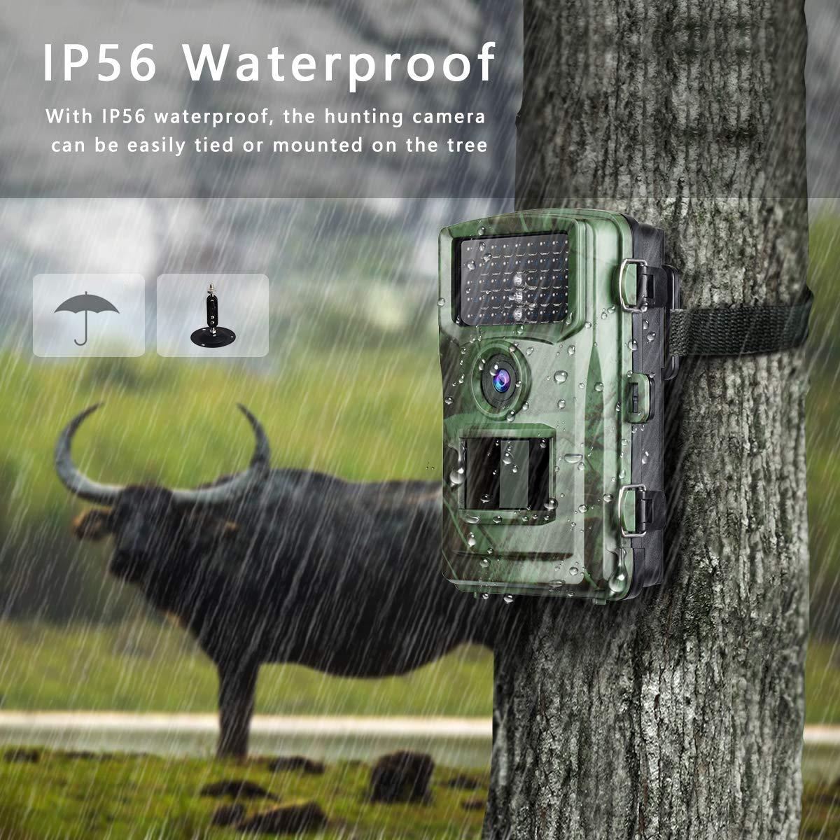 【new Version】toguard Trail Camera 14mp 1080p Wildlife