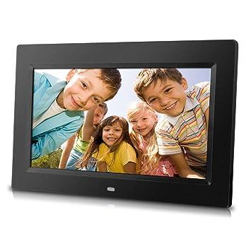 Amazon Sungale Pf1025 10 Inch Digital Photo Frame With Hi