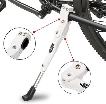 ANWONE Caballete Lateral Ajustable, Soporte de Bicicleta de ...