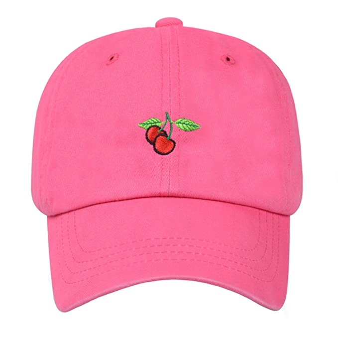 28765f2bf3c Amazon.com  Hatphile Mens Womens Dad Hat Large Black Kitten Pink  Jewelry