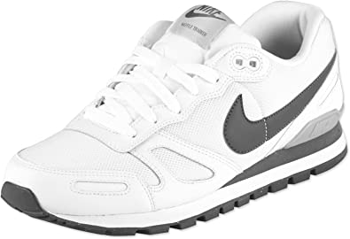 Cementerio Positivo evitar  Nike Air Waffle Trainer 429628 108 White, white/dark grey/wolf grey:  Amazon.co.uk: Sports & Outdoors