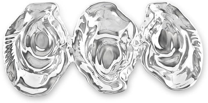 Metallic Beatriz Ball 7074 Silver Dip Bowl