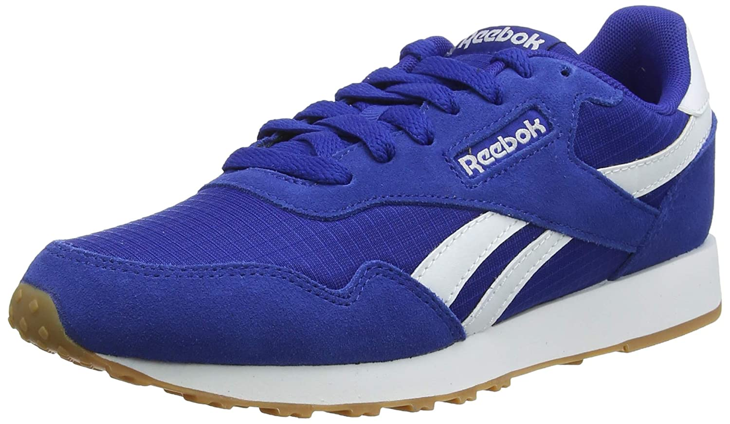 MultiCouleure (Collegiate Royal blanc Gum 000) 37.5 EU Reebok Royal Ultra, Chaussures de Fitness garçon