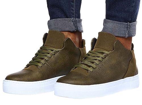 LEIF NELSON Herren Schuhe Klassische Stiefel Freizeitschuhe