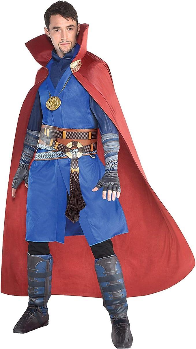 Vengadores: Infinity War Dr. Disfraz extraño para Hombres, tamaño ...