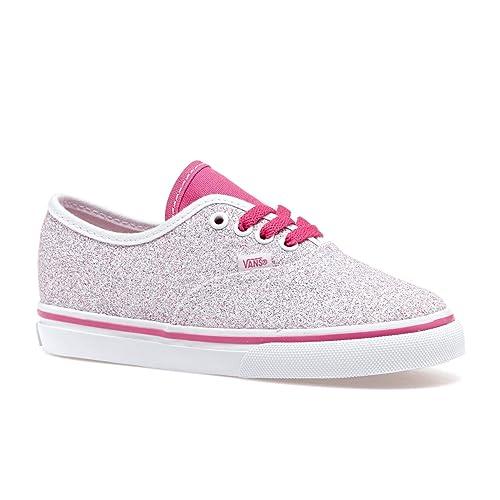 Vans VJXI - Zapatillas de Running de competición de Lona Unisex niños, Color, Talla 26 EU: Amazon.es: Zapatos y complementos