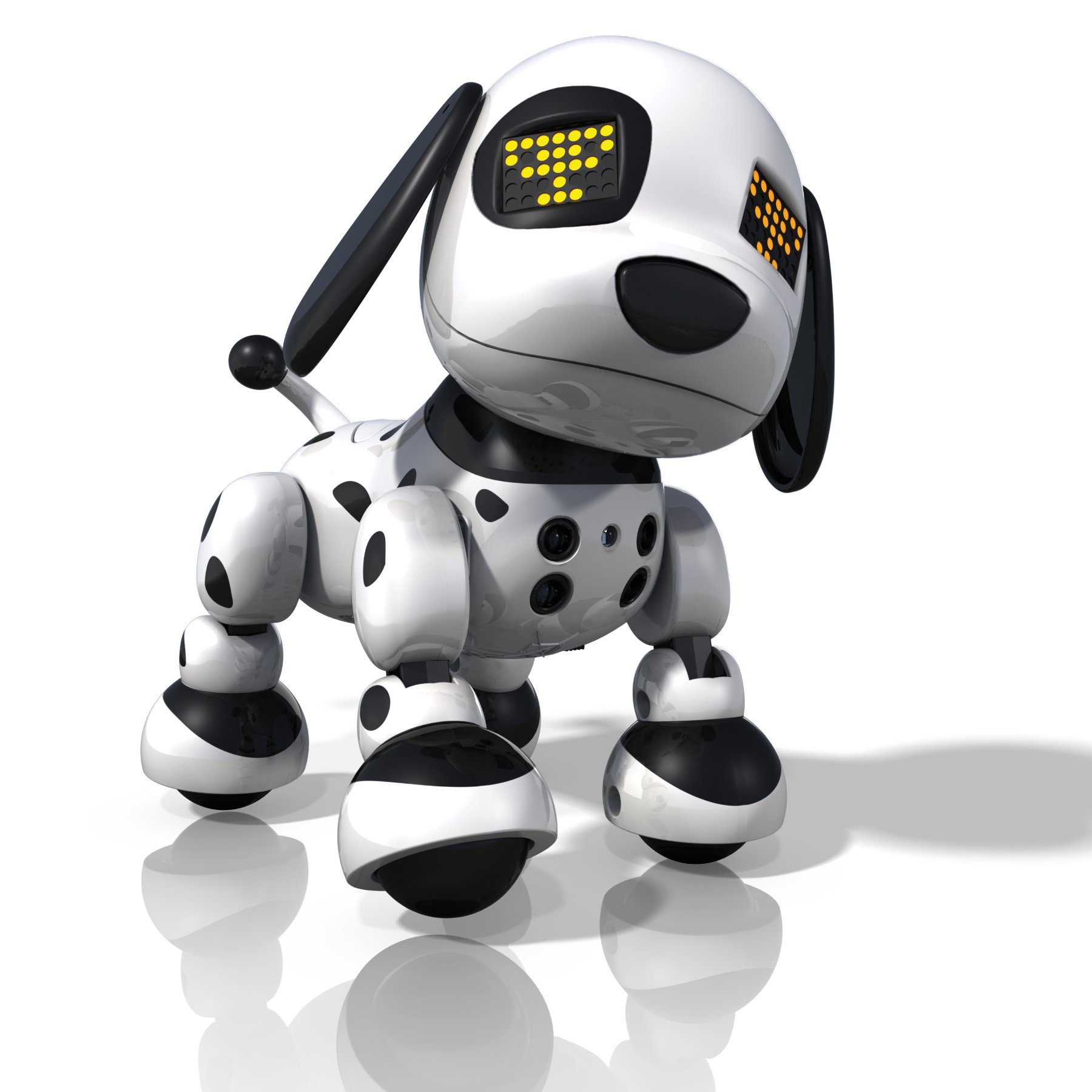 Zoomer Zuppies Interactive Puppy - Spot by Zoomer (Image #3)