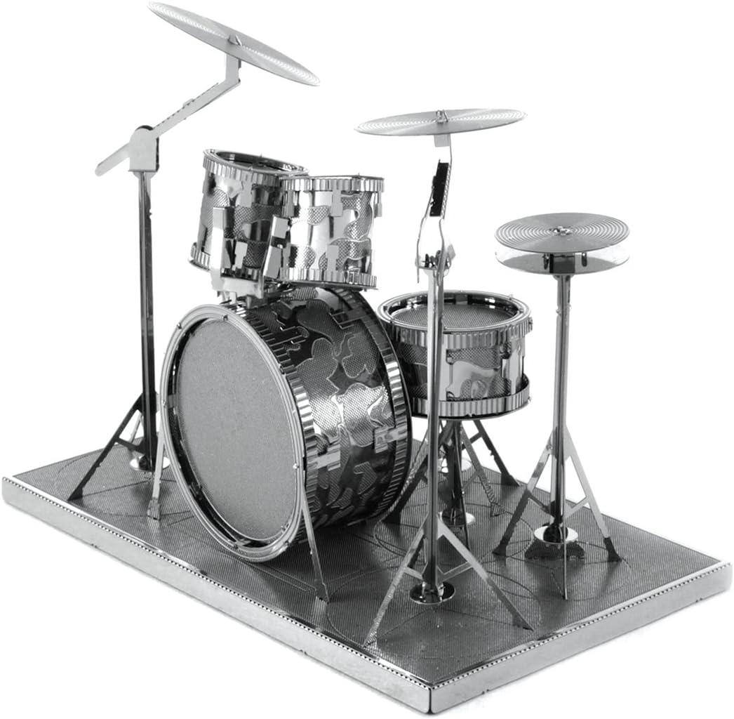Metal Earth Drum Kit