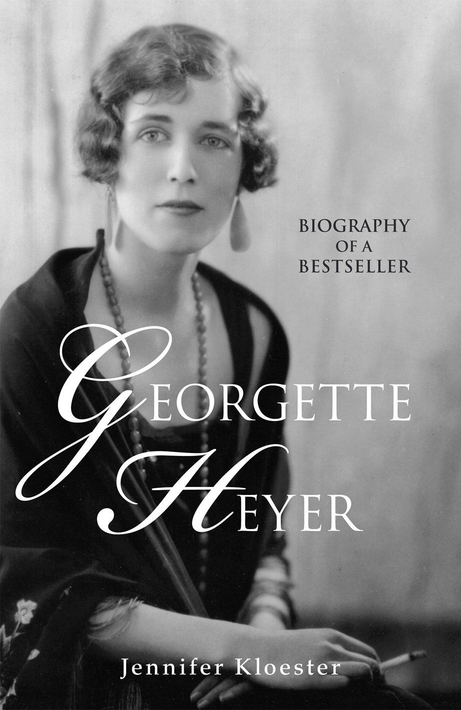 Georgette Heyer: Biography of a Bestseller by William Heinemann (Image #1)