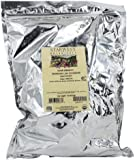 Starwest Botanicals Organic Raspberry Leaf Tea [1 Pound Bag] Loose Cut & Sifted Raspberry Leaves in Bulk