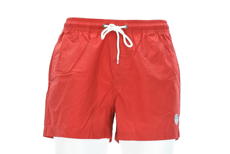 North Sails uomo costumi 673312 000 0070 VOLLEY W//PATCH