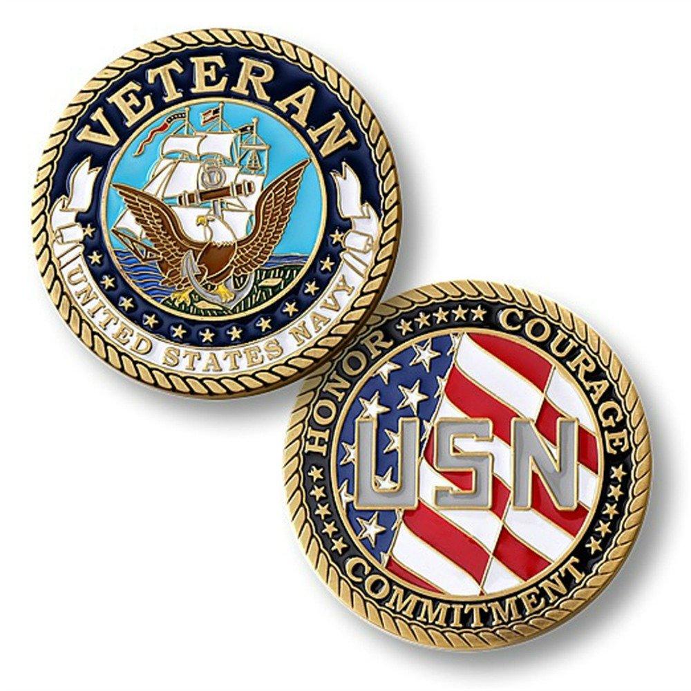 MotorDog69 Veteran Navy Harley Milwaukee Eight M8 Black Waterfall Horn Cover Coin Mount Set