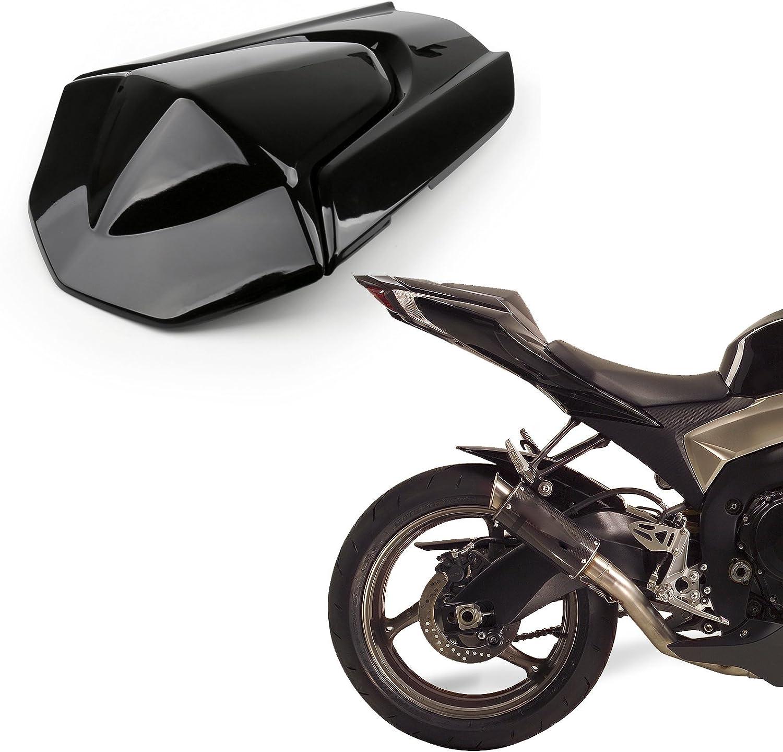 Artudatech asiento de pasajero Funda para asiento trasero de motocicleta cubierta de carenado para H-O-N-D-A CBR650R 2019-2020