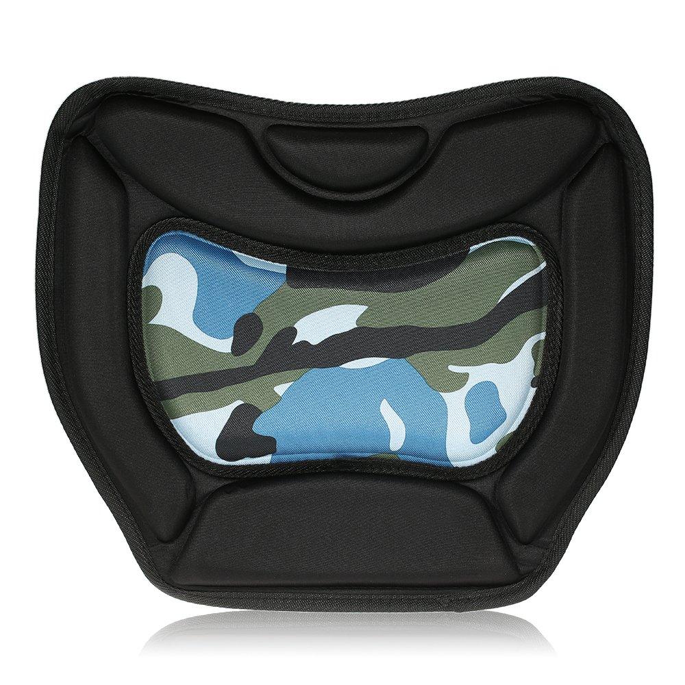 Lixada Anti-slip Sit-On Kayak Seat Pad Cushion Fishing Boat Canoe Seat Cushion by Lixada