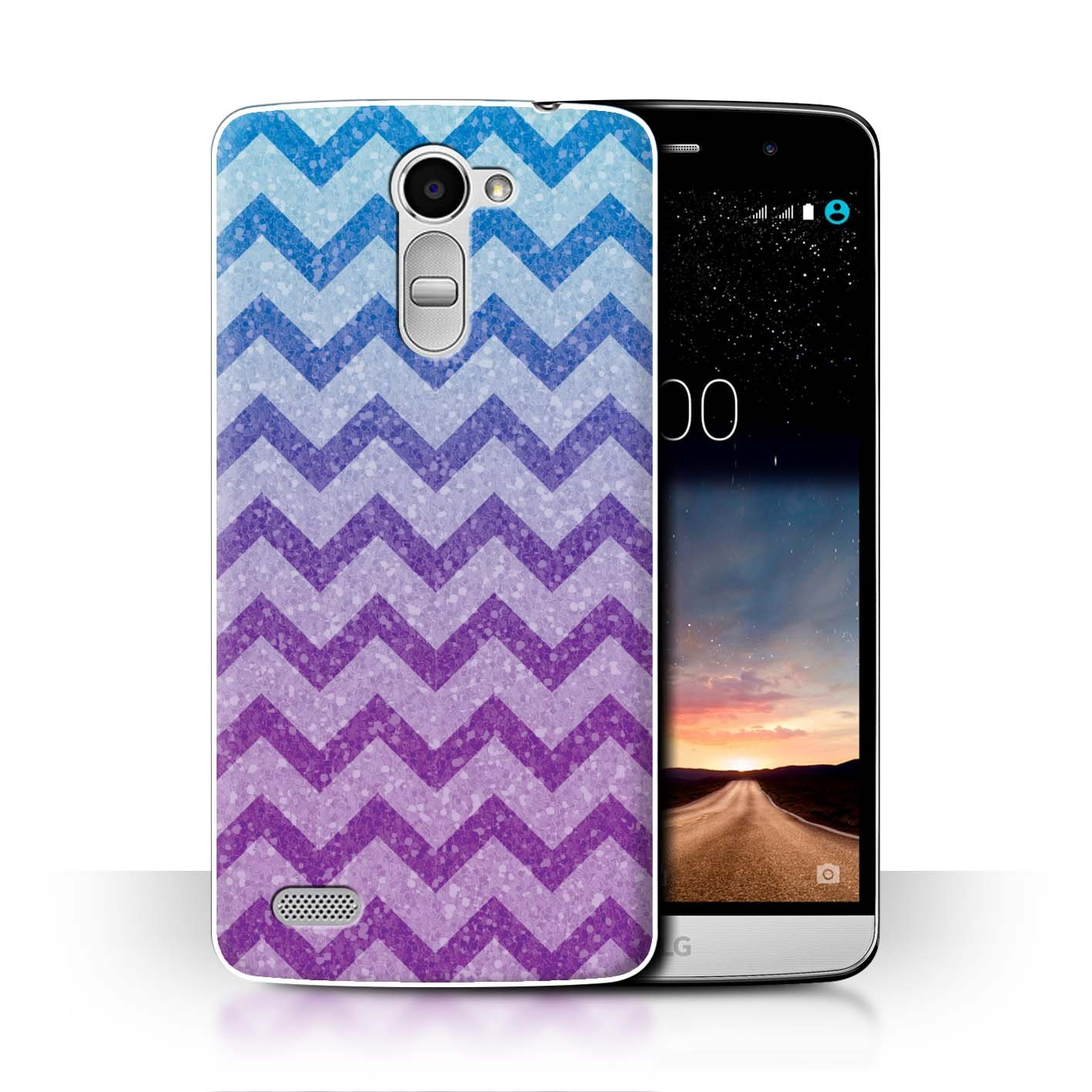 STUFF4 Phone Case/Cover/Skin/LG-CC/Morado Fashion Collection ...