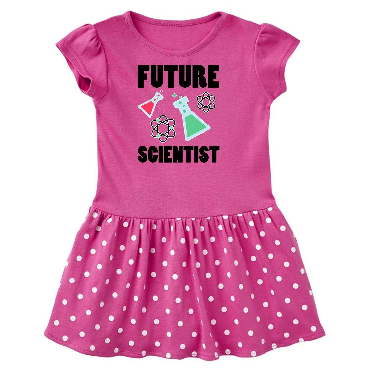 inktastic - Future Scientist Toddler Dress 14-167043-198