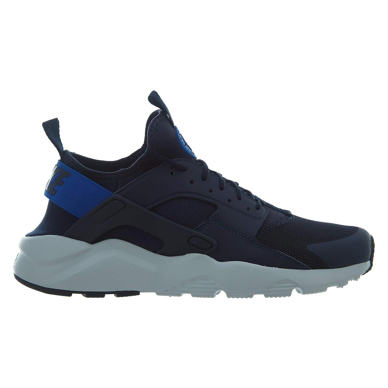Nike 819685-412 Men/'s Air Huarache Run Ultra Obsidian//Blue Shoe