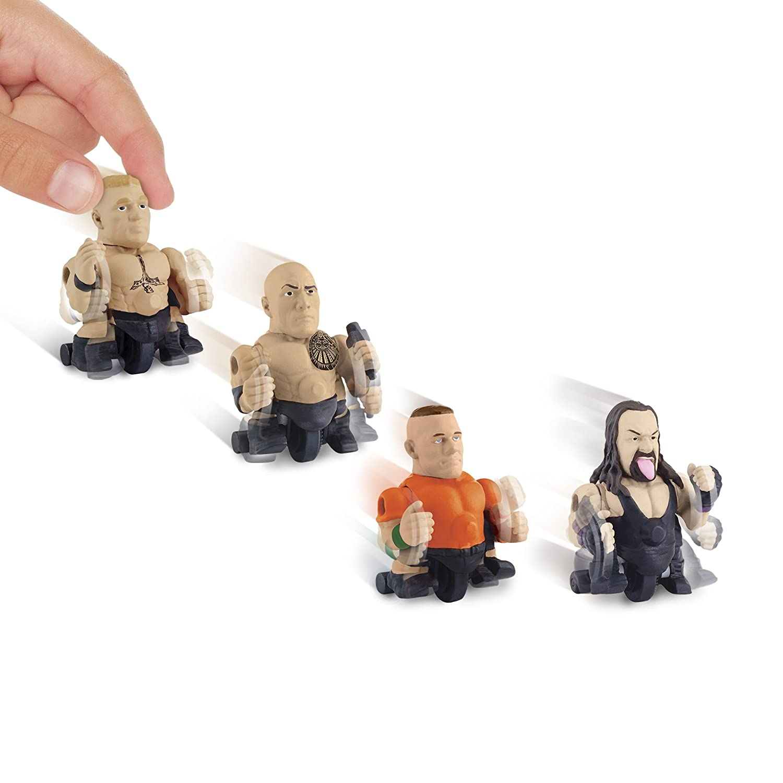 Teenage Mutant Ninja Turtles WWE Nitro Sprints Undertaker with Hearse Basic Figure