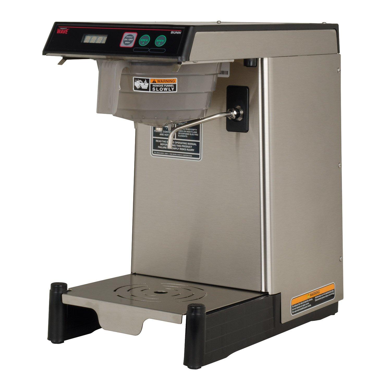 Bunn 399000020 Smartwave Low Profile Commercial Parts Catalog Wiring Diagram Coffeemaker Black 120v Industrial Scientific