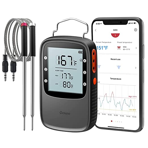 Govee Bluetooth Meat Thermometer - Accurate and Precise