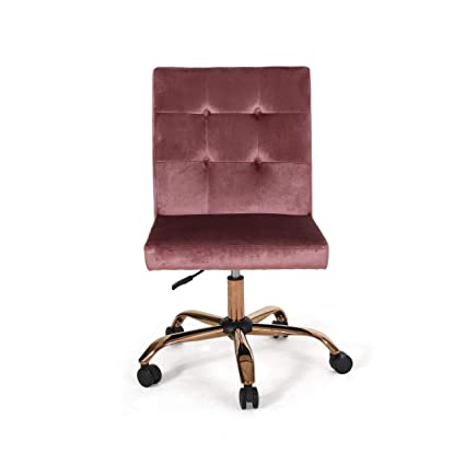 Awesome Amazon Com Theodore Glam Tufted Home Office Chair With Ibusinesslaw Wood Chair Design Ideas Ibusinesslaworg
