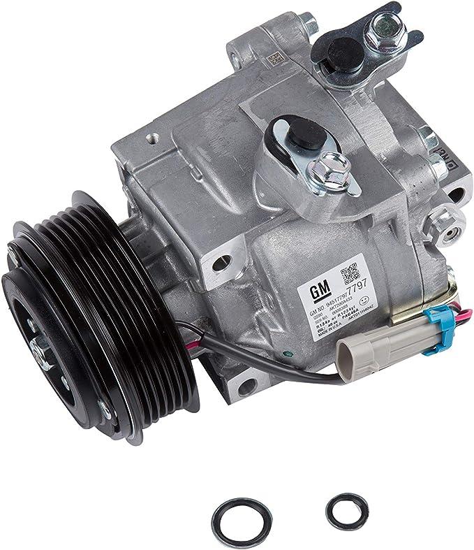 ACDelco 15-30856 GM Original Equipment Air Conditioning Compressor and Condenser Hose