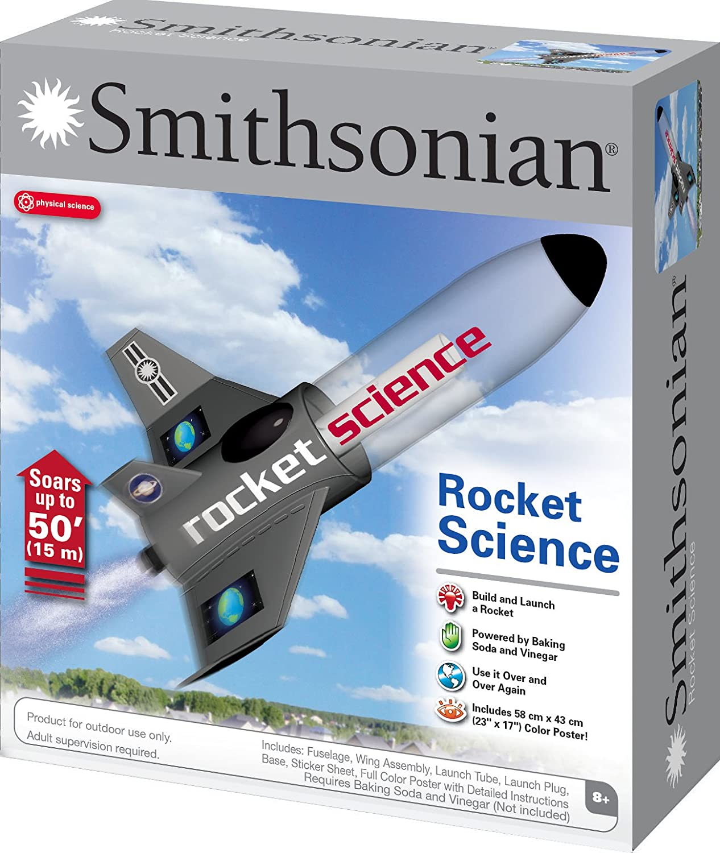 Amazon Smithsonian Science Activities Rocket Science Kit Toys