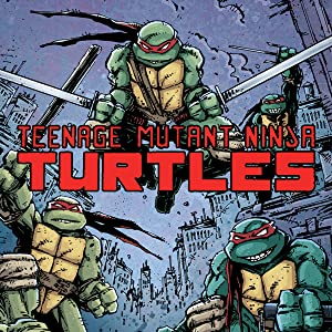 Amazon.com: Teenage Mutant Ninja Turtles Vol. 3: Shadows of ...