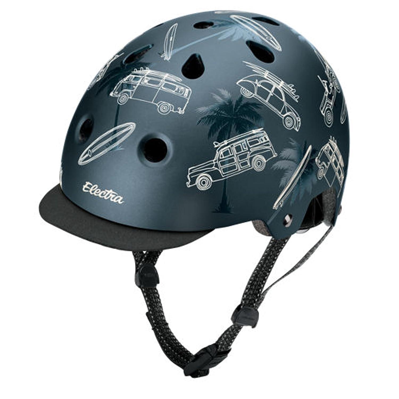 Electra Bike und Skate Helm 'Classic' Helmet, Kopfumfang 59-61 cm