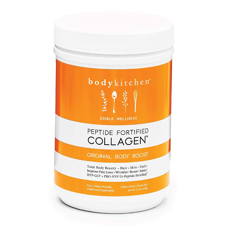 Body Kitchen Peptide Fortified Collagen Original Body Boost