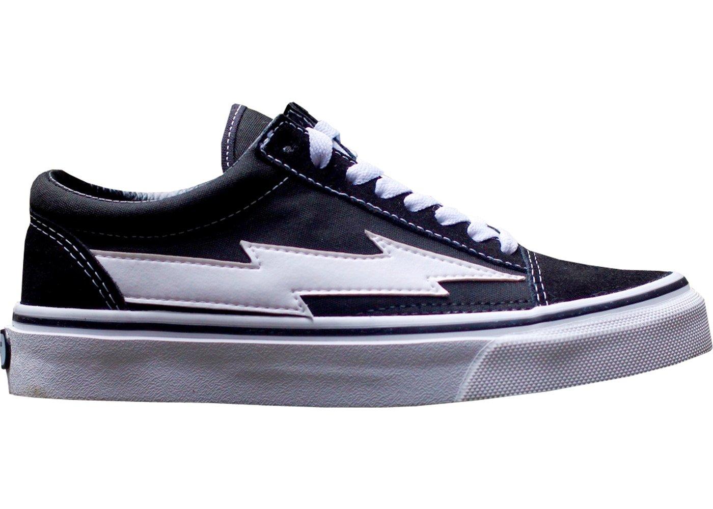 Flash Storm Authentic Heatwave X Factor Fashion Spread Streed Skateboarding II VOL Sneaker B07DXGTXG6 Men US10.5=EU44|Black