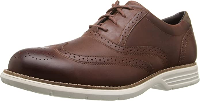 Total Motion Fusion Wingtip Oxford