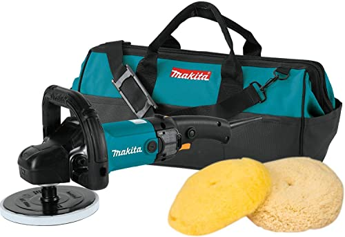 Makita 9237CX3 Polisher Review