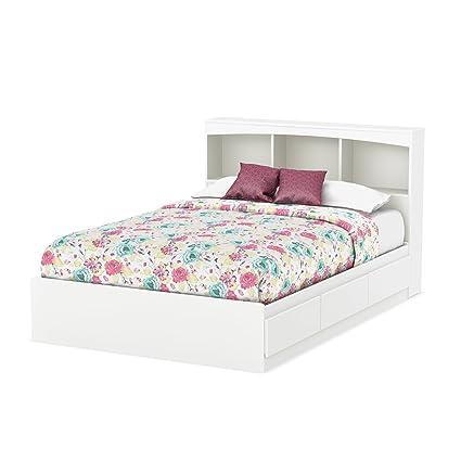 South shore full mates bed