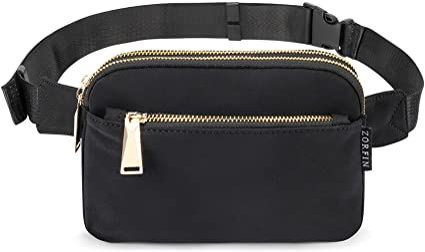Travel Money Fanny Pack ~ Running Fanny Belt ~ Waist Pack ~ Bum Bag ~ Travel Money Belt ~ Music Belt ~ Concert  Fanny Pack Belt